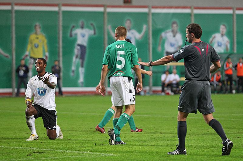 Legia Warszawa 0-2 GKS Bełchatów - fot. Piotr Galas (zdjęcie 33 z 59)