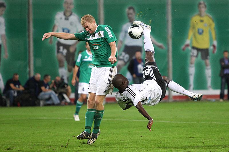Legia Warszawa 0-2 GKS Bełchatów - fot. Piotr Galas (zdjęcie 35 z 59)