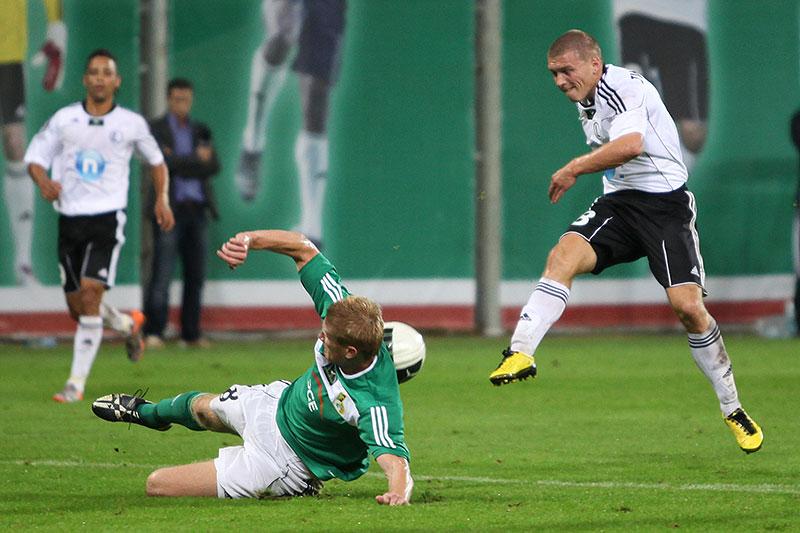 Legia Warszawa 0-2 GKS Bełchatów - fot. Piotr Galas (zdjęcie 36 z 59)