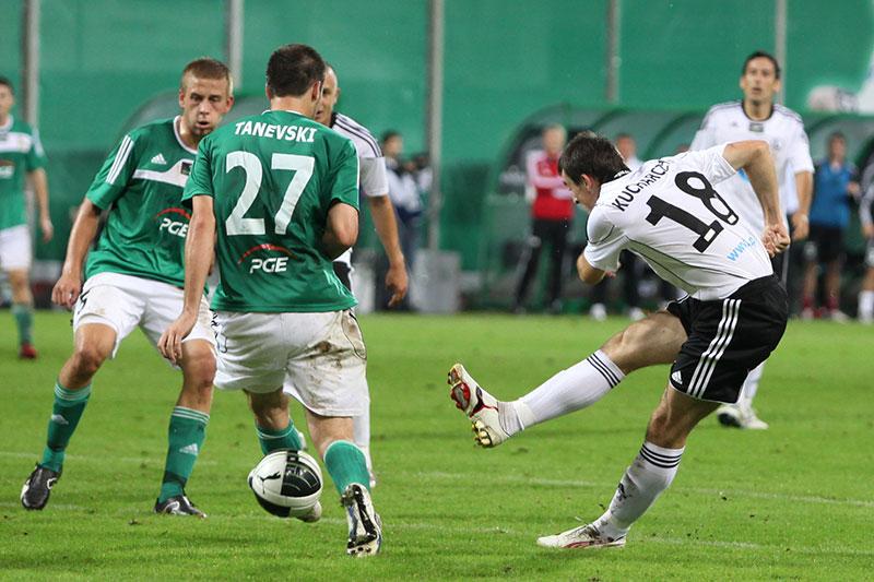 Legia Warszawa 0-2 GKS Bełchatów - fot. Piotr Galas (zdjęcie 37 z 59)