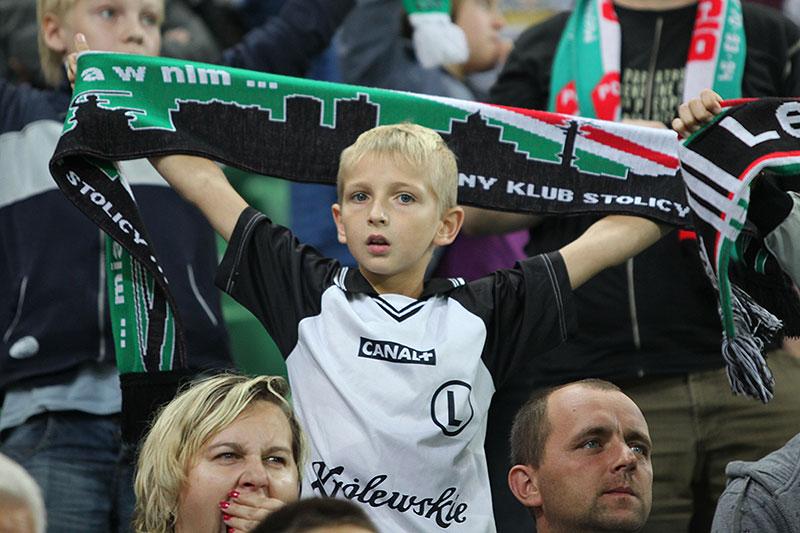 Legia Warszawa 0-2 GKS Bełchatów - fot. Piotr Galas (zdjęcie 42 z 59)