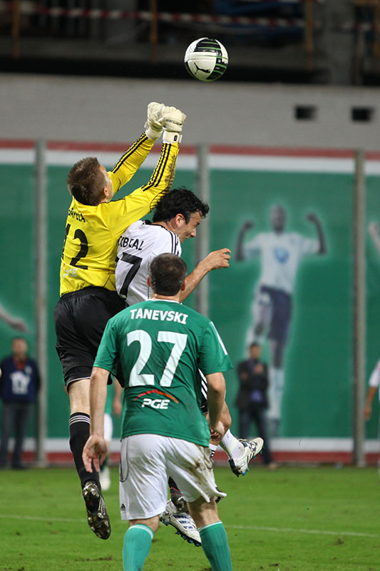 Legia Warszawa 0-2 GKS Bełchatów - fot. Piotr Galas (zdjęcie 43 z 59)