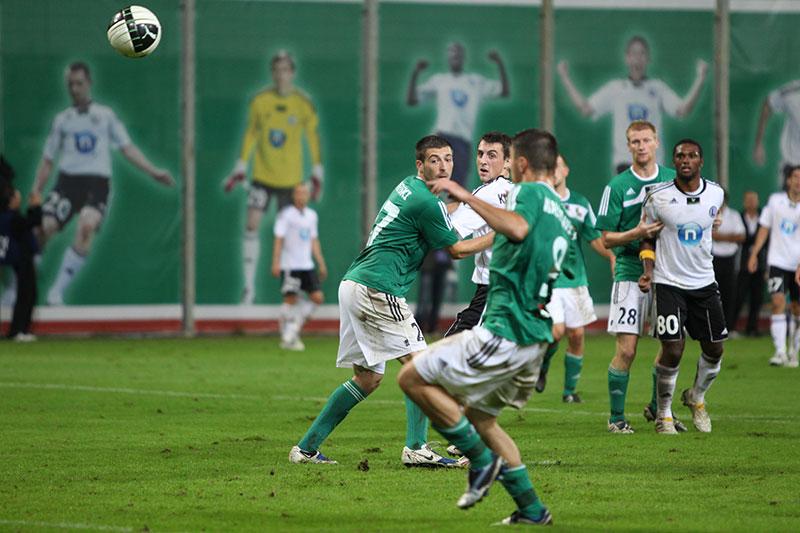 Legia Warszawa 0-2 GKS Bełchatów - fot. Piotr Galas (zdjęcie 44 z 59)