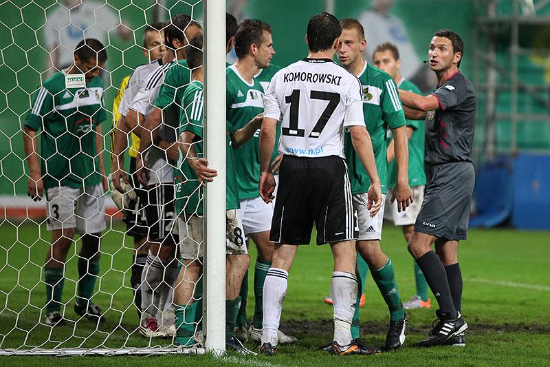 Legia Warszawa 0-2 GKS Bełchatów - fot. Piotr Galas (zdjęcie 45 z 59)