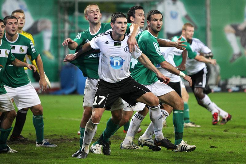 Legia Warszawa 0-2 GKS Bełchatów - fot. Piotr Galas (zdjęcie 46 z 59)