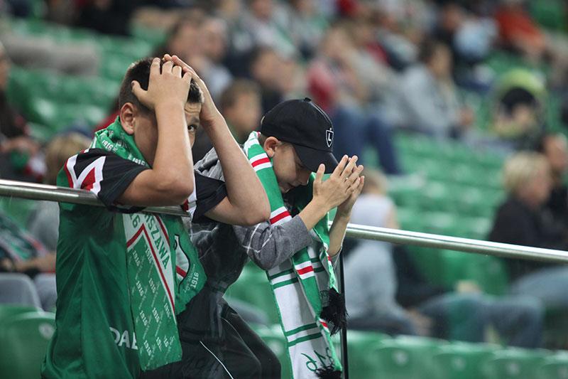 Legia Warszawa 0-2 GKS Bełchatów - fot. Piotr Galas (zdjęcie 47 z 59)