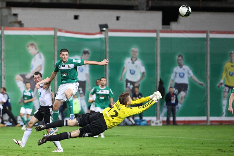Legia Warszawa 0-2 GKS Bełchatów - fot. Piotr Galas (zdjęcie 48 z 59)