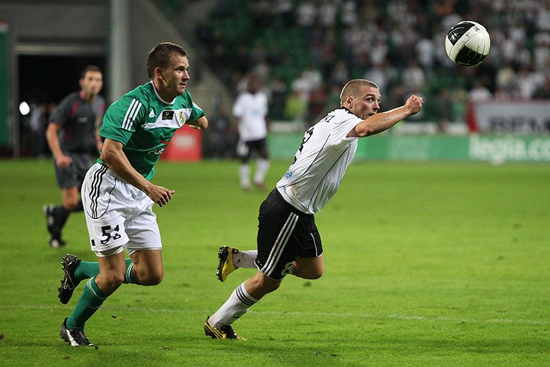 Legia Warszawa 0-2 GKS Bełchatów - fot. Piotr Galas (zdjęcie 49 z 59)