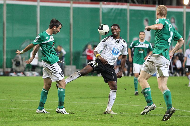 Legia Warszawa 0-2 GKS Bełchatów - fot. Piotr Galas (zdjęcie 50 z 59)