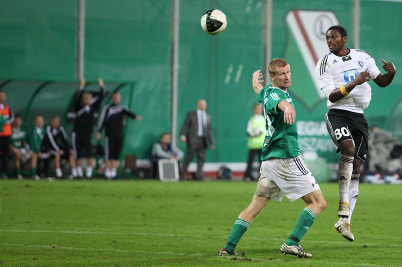 Legia Warszawa 0-2 GKS Bełchatów - fot. Piotr Galas (zdjęcie 51 z 59)