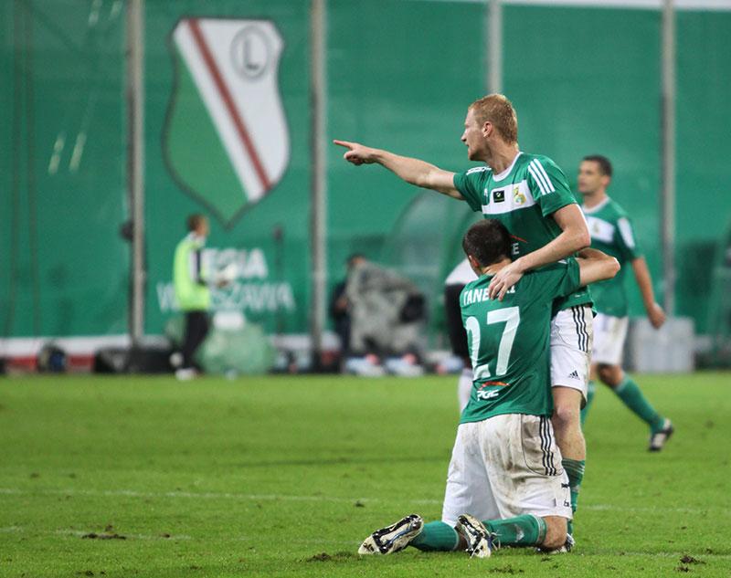Legia Warszawa 0-2 GKS Bełchatów - fot. Piotr Galas (zdjęcie 53 z 59)