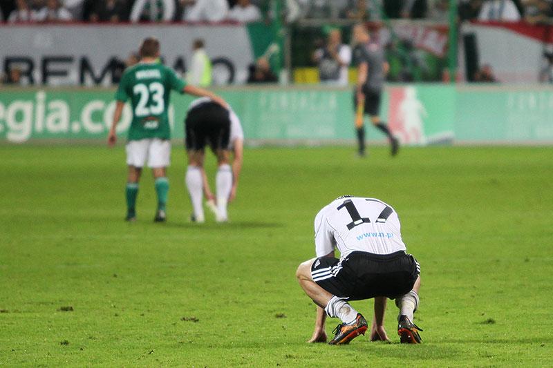 Legia Warszawa 0-2 GKS Bełchatów - fot. Piotr Galas (zdjęcie 54 z 59)