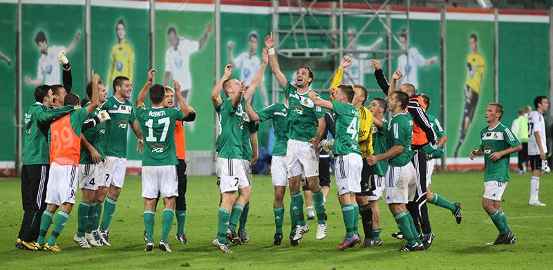 Legia Warszawa 0-2 GKS Bełchatów - fot. Piotr Galas (zdjęcie 55 z 59)