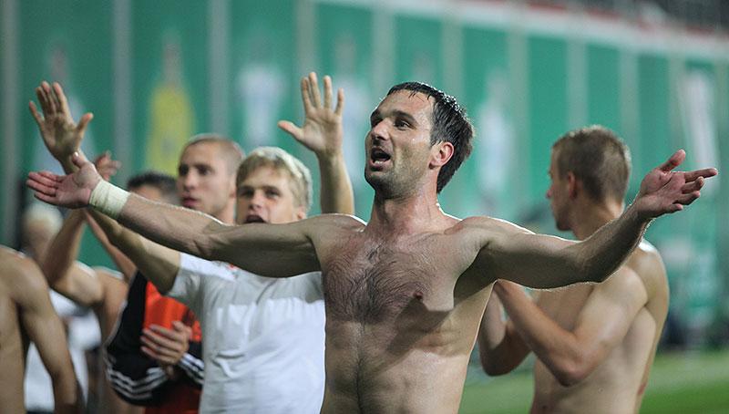 Legia Warszawa 0-2 GKS Bełchatów - fot. Piotr Galas (zdjęcie 56 z 59)