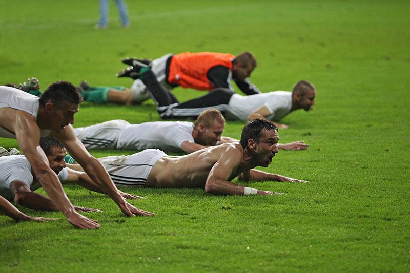 Legia Warszawa 0-2 GKS Bełchatów - fot. Piotr Galas (zdjęcie 57 z 59)