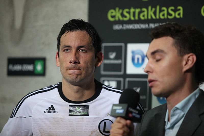 Legia Warszawa 0-2 GKS Bełchatów - fot. Piotr Galas (zdjęcie 58 z 59)