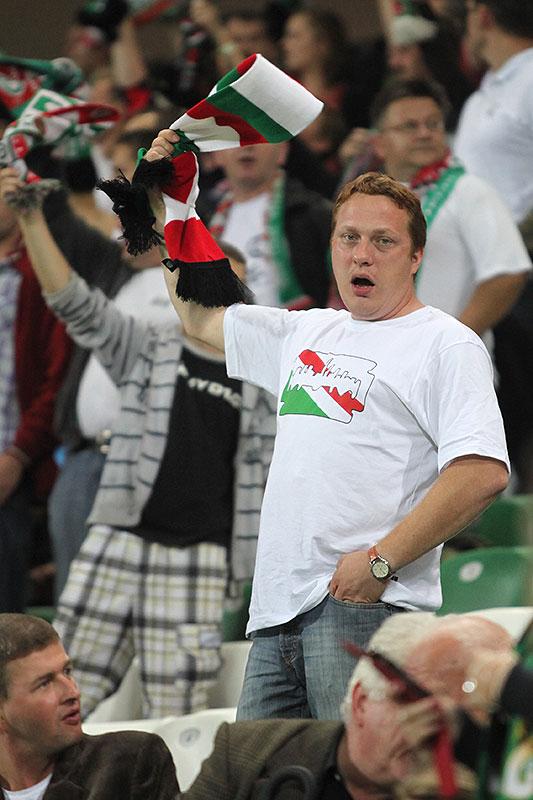 Legia Warszawa 0-2 GKS Bełchatów - fot. Piotr Galas (zdjęcie 7 z 59)