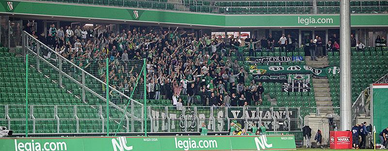 Legia Warszawa 0-2 GKS Bełchatów - fot. Piotr Galas (zdjęcie 9 z 59)