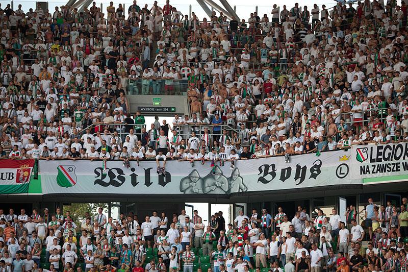 Legia Warszawa 2-1 Cracovia Kraków - fot. Piotr Galas (zdjęcie 10 z 106)