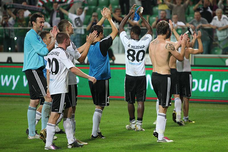 Legia Warszawa 2-1 Cracovia Kraków - fot. Piotr Galas (zdjęcie 100 z 106)