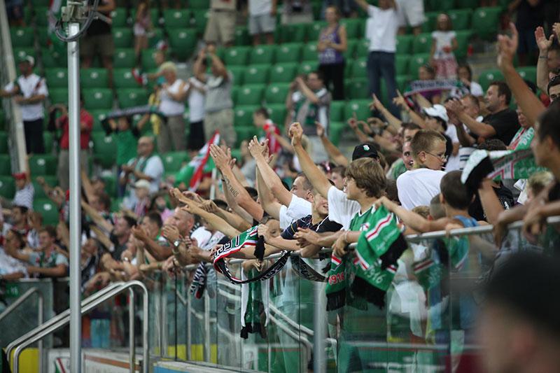 Legia Warszawa 2-1 Cracovia Kraków - fot. Piotr Galas (zdjęcie 101 z 106)