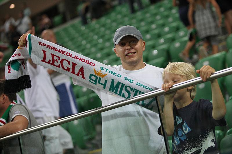 Legia Warszawa 2-1 Cracovia Kraków - fot. Piotr Galas (zdjęcie 102 z 106)
