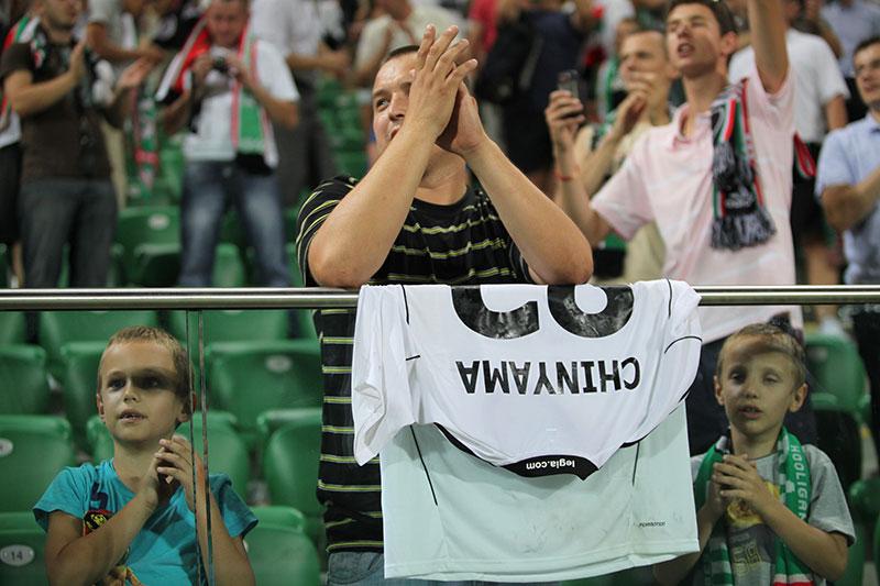 Legia Warszawa 2-1 Cracovia Kraków - fot. Piotr Galas (zdjęcie 103 z 106)