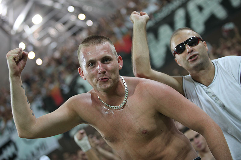 Legia Warszawa 2-1 Cracovia Kraków - fot. Piotr Galas (zdjęcie 104 z 106)