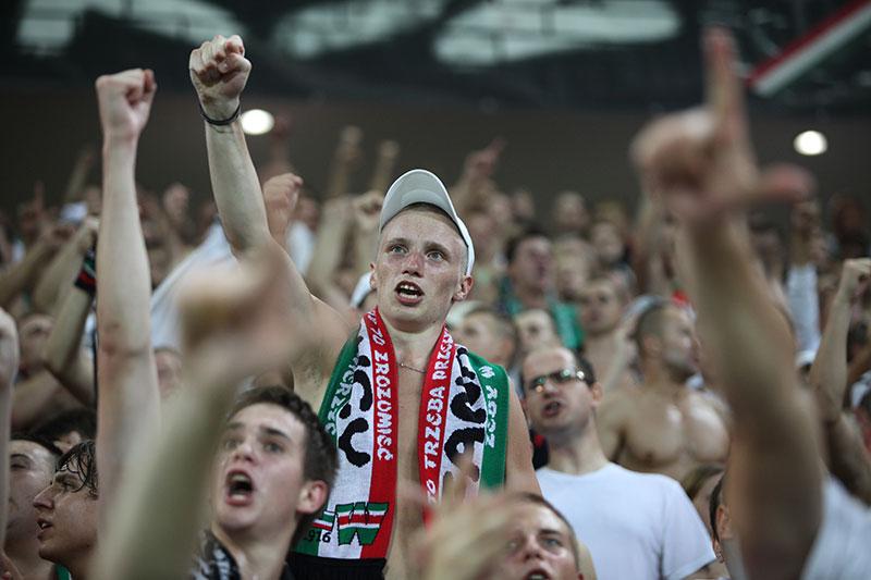 Legia Warszawa 2-1 Cracovia Kraków - fot. Piotr Galas (zdjęcie 105 z 106)