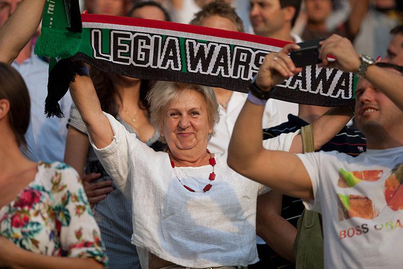 Legia Warszawa 2-1 Cracovia Kraków - fot. Piotr Galas (zdjęcie 12 z 106)