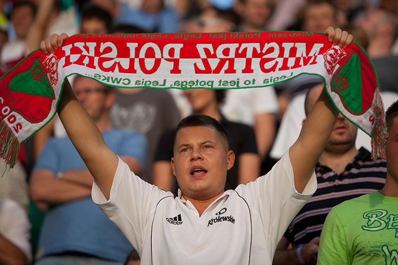 Legia Warszawa 2-1 Cracovia Kraków - fot. Piotr Galas (zdjęcie 14 z 106)