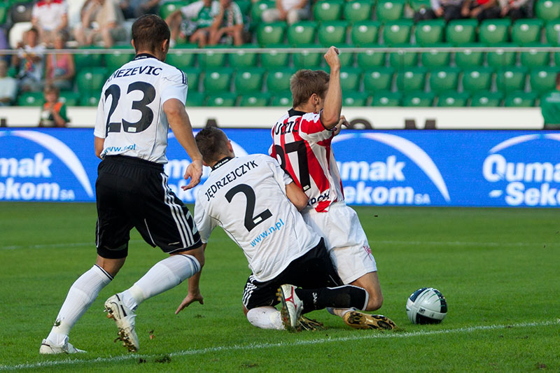 Legia Warszawa 2-1 Cracovia Kraków - fot. Piotr Galas (zdjęcie 19 z 106)