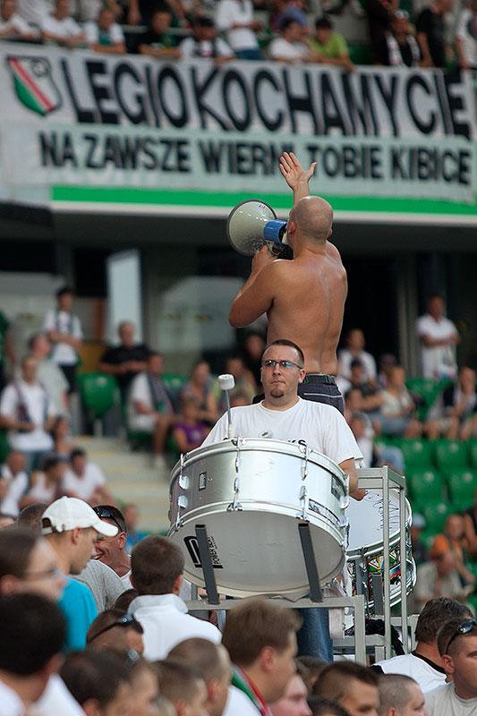 Legia Warszawa 2-1 Cracovia Kraków - fot. Piotr Galas (zdjęcie 2 z 106)