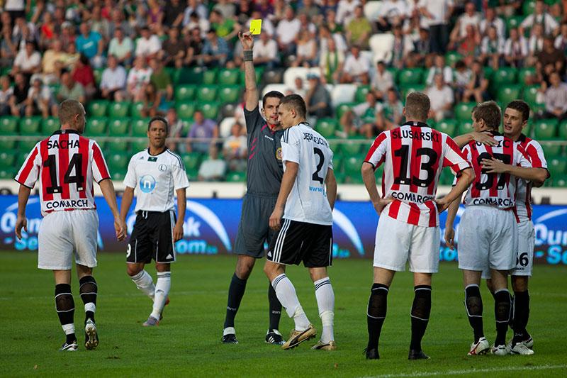 Legia Warszawa 2-1 Cracovia Kraków - fot. Piotr Galas (zdjęcie 20 z 106)