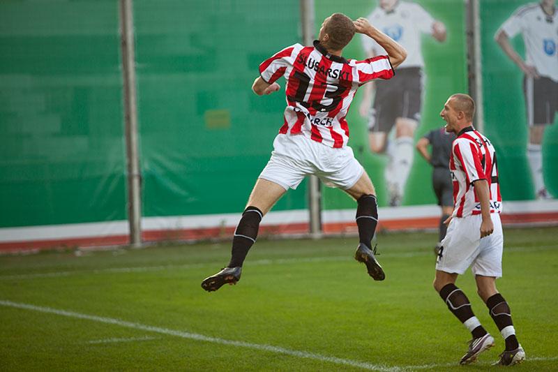 Legia Warszawa 2-1 Cracovia Kraków - fot. Piotr Galas (zdjęcie 22 z 106)