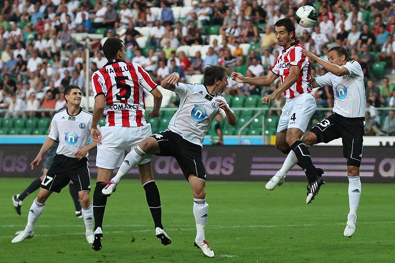 Legia Warszawa 2-1 Cracovia Kraków - fot. Piotr Galas (zdjęcie 24 z 106)