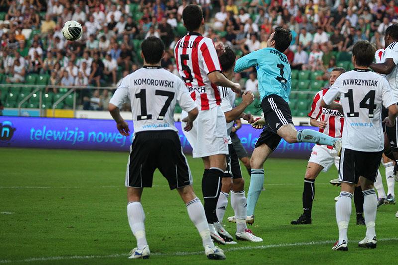 Legia Warszawa 2-1 Cracovia Kraków - fot. Piotr Galas (zdjęcie 26 z 106)
