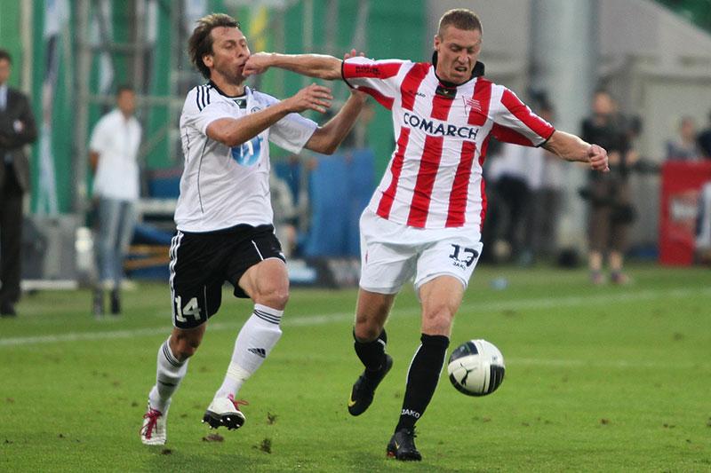 Legia Warszawa 2-1 Cracovia Kraków - fot. Piotr Galas (zdjęcie 27 z 106)