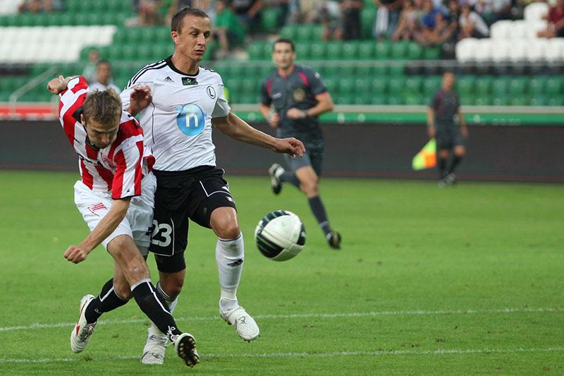 Legia Warszawa 2-1 Cracovia Kraków - fot. Piotr Galas (zdjęcie 29 z 106)