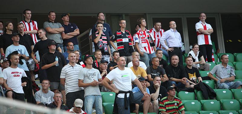 Legia Warszawa 2-1 Cracovia Kraków - fot. Piotr Galas (zdjęcie 30 z 106)