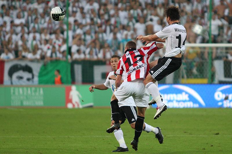 Legia Warszawa 2-1 Cracovia Kraków - fot. Piotr Galas (zdjęcie 31 z 106)