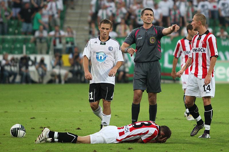 Legia Warszawa 2-1 Cracovia Kraków - fot. Piotr Galas (zdjęcie 34 z 106)