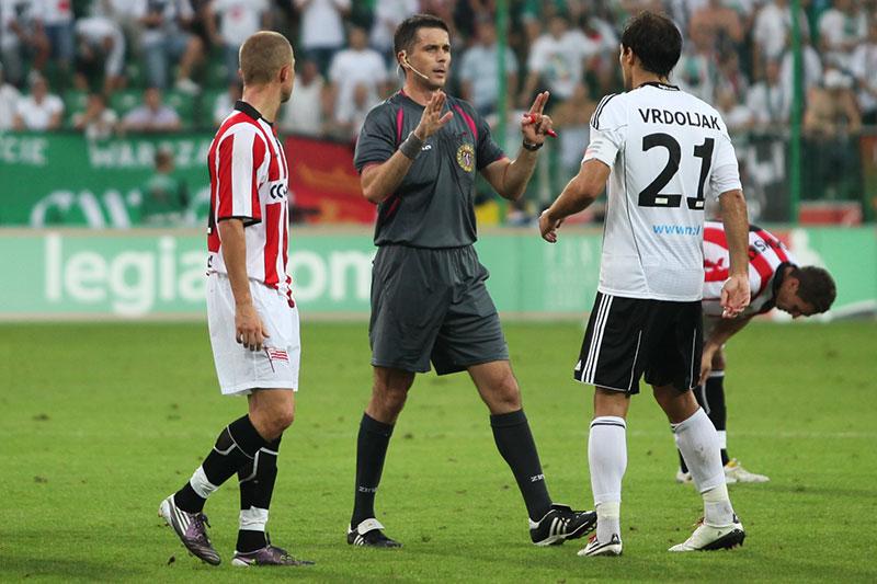 Legia Warszawa 2-1 Cracovia Kraków - fot. Piotr Galas (zdjęcie 35 z 106)