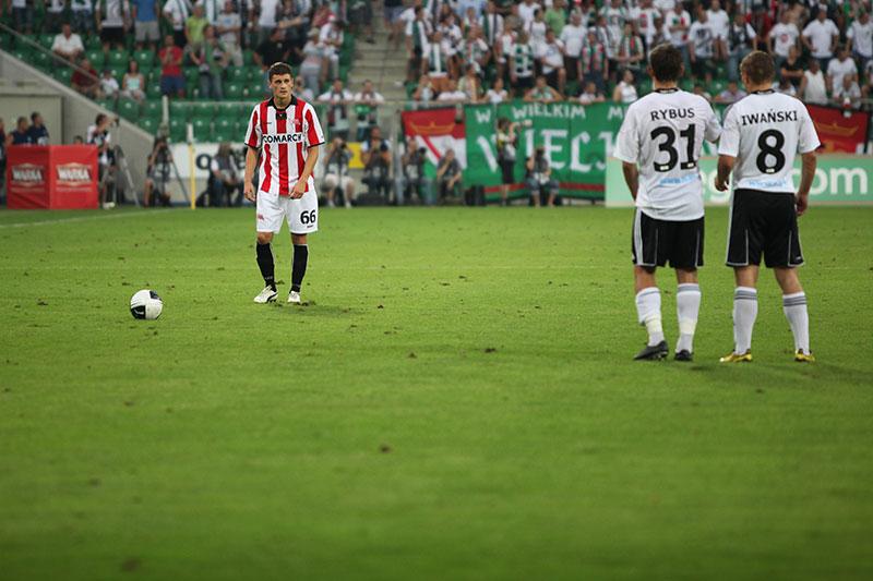 Legia Warszawa 2-1 Cracovia Kraków - fot. Piotr Galas (zdjęcie 36 z 106)