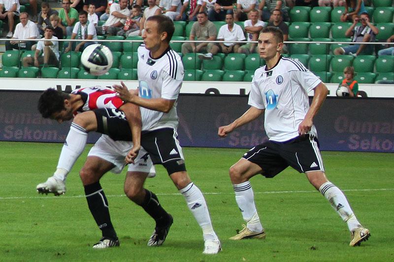 Legia Warszawa 2-1 Cracovia Kraków - fot. Piotr Galas (zdjęcie 37 z 106)