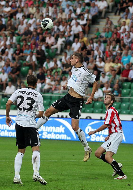 Legia Warszawa 2-1 Cracovia Kraków - fot. Piotr Galas (zdjęcie 38 z 106)