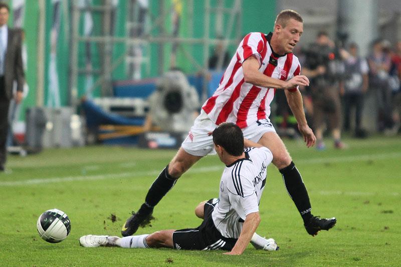 Legia Warszawa 2-1 Cracovia Kraków - fot. Piotr Galas (zdjęcie 39 z 106)