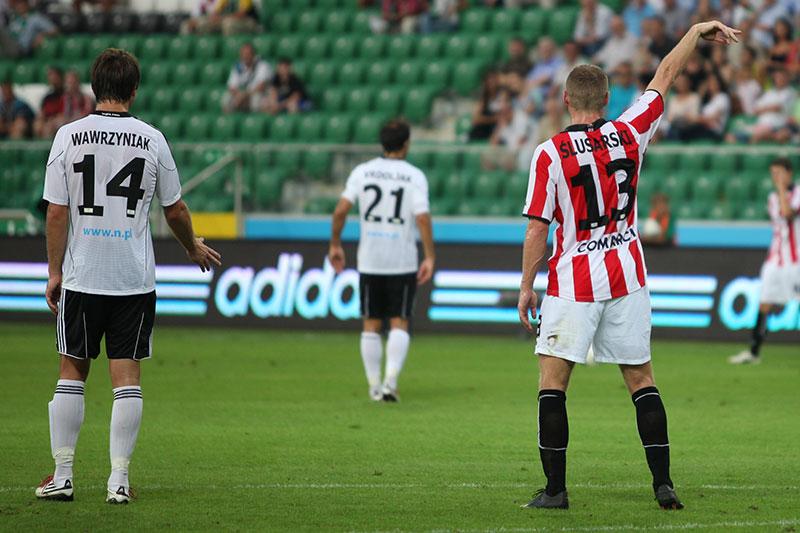 Legia Warszawa 2-1 Cracovia Kraków - fot. Piotr Galas (zdjęcie 40 z 106)