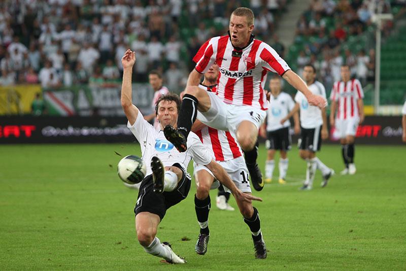 Legia Warszawa 2-1 Cracovia Kraków - fot. Piotr Galas (zdjęcie 42 z 106)