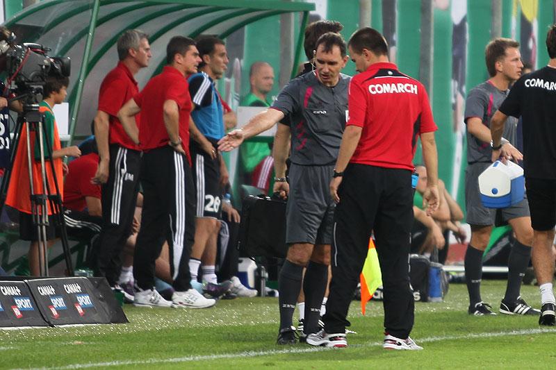 Legia Warszawa 2-1 Cracovia Kraków - fot. Piotr Galas (zdjęcie 43 z 106)